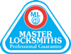 Master Locksmith Professional Gaurantee